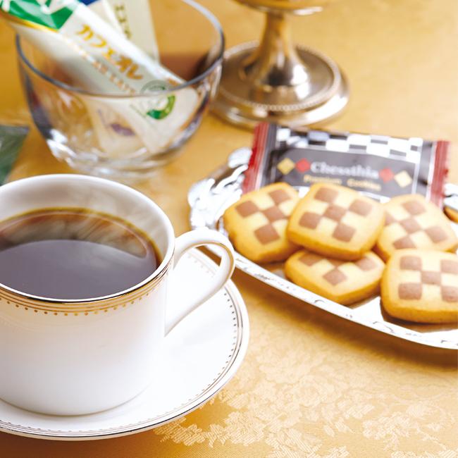 プレミアムギフト クッキー・コーヒー・紅茶 No.20