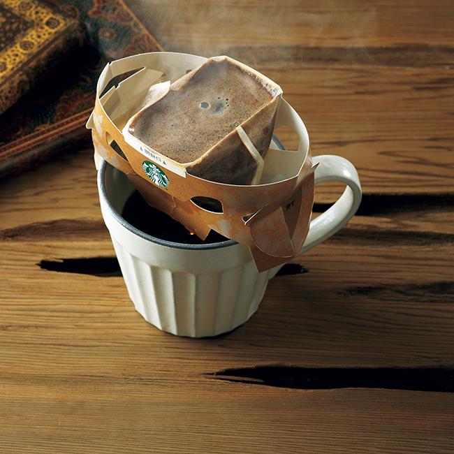 スターバックス オリガミ パーソナルドリップ コーヒーギフト No.10