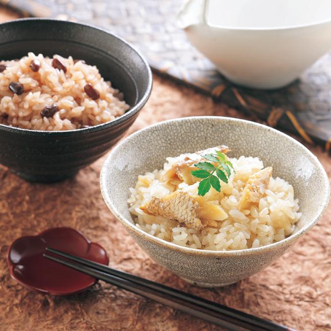 新米夫婦(赤飯・鯛めし) No.30 ※2個以上で注文可能